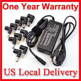 Universal laptop Power Adapter 65W AC Charger HP Compaq 18.5V