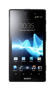 Sony XPERIA ion LTE   16GB   Black (AT&T) Smartphone