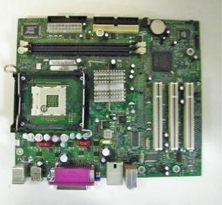 Gateway 4000837 Intel Desktop Board D845GRG Motherboard Tested mATX