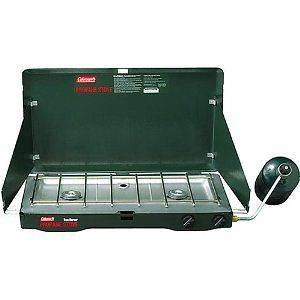 Burner Propane Camping Picnic Deck Patio Party Outdoor Cooking Stove