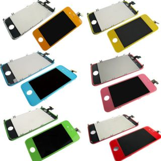 iphone 4 color glass in Other