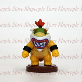 Nintendo Furuta Choco Egg Wii 3 Super Mario Bros Figure King Bowser