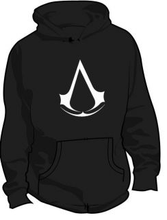 ASSASSINS CREED GAMER GAMING XBOX PS3 HOODIE ALL SIZES & COLOURS