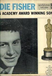 Academy Award Winners Vinyl LP VG 1956 old vinyl record album