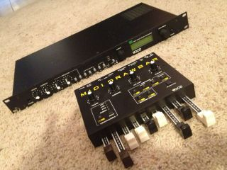 Voce V3 Rack mount Tone Wheel Organ Synth & Leslie Simulator w/ Midi