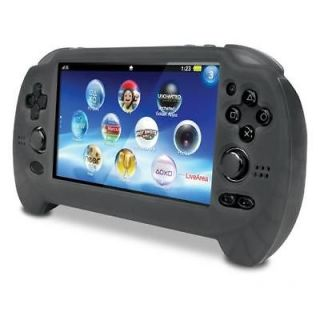 PS Vita Comfort Grip Soft Case New Sony PlayStation Vita Trigger Grip