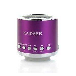Mini Speaker FM Radio/TF card/MP3/USB Kaidaer mini speaker KD MN02