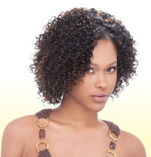 JERRY CURL 3PCS CURLY HUMAN WEAVE EXTENSION SHORT CUT 100% HUMAN HAIR