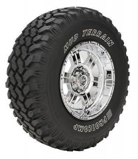 Pro Comp Mud Terrain Radial Tire 35 x 12.50 15 Outline White Letters