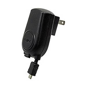 ALCATEL T MOBILE SPARQ OT 606a RETRACTABLE WALL TRAVEL HOME CHARGER
