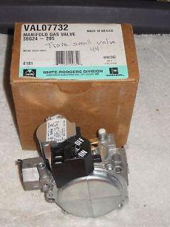 Trane American Standard Furnace Gas Valve 24 Volt VAL7732 VAL07732