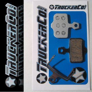 Alloy High Performance Disc Brake Pads AVID Elixir C CR Mag R