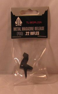 UTG   Ruger 10/22 Tactical Steel Extended Magazine Release   TL