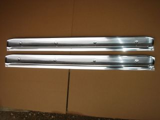 Mopar 68 69 70 Charger Door Sill Plates NEW (Fits Dodge)