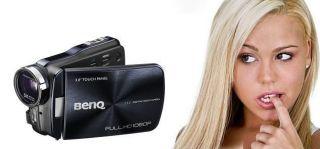 BenQ DV M23 Camcorder Night Time Recording Digital Camera Full HD