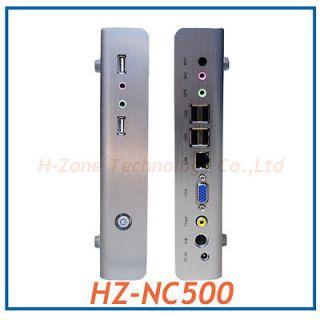Mini desktop computer PC with intel Atom N270 1.6Ghz processor 2GB ram