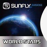 SunFly WorldStars Karaoke CDG #154 CELINE DION GREATEST HITS   3 DISC