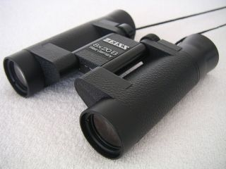 CARL ZEISS™ WEST GERMANY 8x20B COMPACT FOLDABLE BINOCULARS, 1A