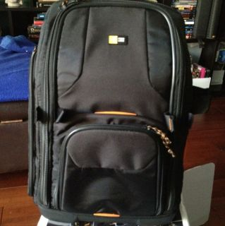 Case Logic SLRC 206 Backpack Digital SLR Camera Bag NEW