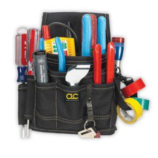 CLC Custom Leathercraft 1503   9 Pocket Professional Electrician Tool