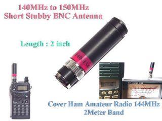 Amateur 2 Meter Bandfrequenzen