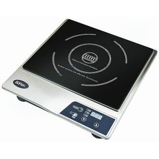 MAX BURTON 6200 DELUXE 1800 WATT INDUCTION COOKTOP RV PORTABLE CAMPER