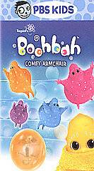 Newly listed PBS Kids Boohbah   Comfy Armchair VHS