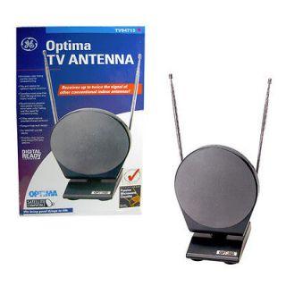 GE TV94713 Optima Indoor TV Antenna With Passive Microwave Circuitry