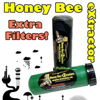 Original HoneyBee Extractor Honey Oil Extractors Honey Bee New HBO Oil