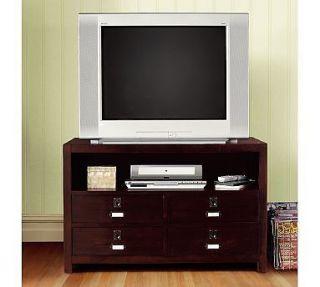 TV Cabinet Plasma Console Stand Flat Screen Entertainment Media Center