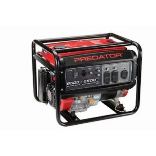 NEW* 13HP 420cc, 6500 Watts Max/5500 Watts Rated Portable Generator