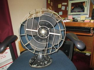vintage hunter fan and ventilating company no.235 type c 12 works
