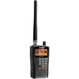 UNIDEN BC125AT Bearcat Handheld Scanner Civilian & military air bands