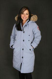 Canada Goose Kensington Parka Womens Jacket (2506L Arctic)