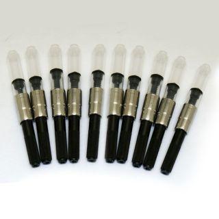 10pcs high quality fountain pen converter pump new