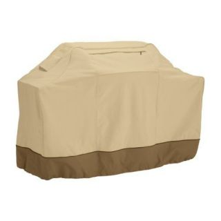 Classic Veranda Cart Outdoor BBQ Gas Grill Cover   X Large