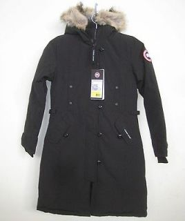 NEW CANADA GOOSE KENSINGTON DOWN PARKA WMS XS AUTHENTIC JACKET FAST