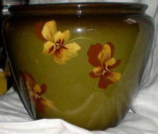 weller pottery jardiniere in Weller