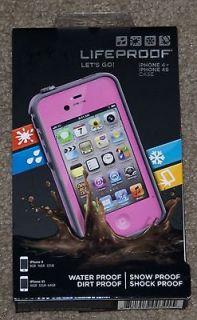 New Lifeproof ArmBand / SwimBand for Life Proof iPhone 4 4S Case new