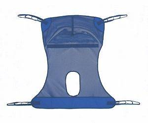 Medline, Patient Lift Slings with and without commode opening