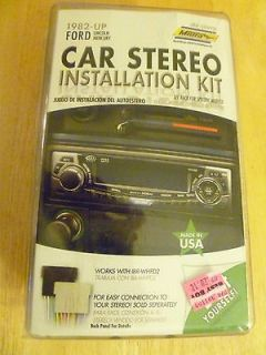 Metra IBR 509FD, Car Stereo Installation Kit, Ford/Lincoln/Mercury 79