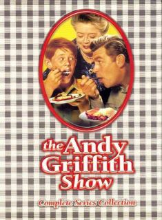 The Andy Griffith Show Complete Series [DVD Video] [40 Units]