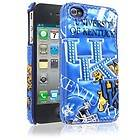 Kentucky Wildcats 3D Illusion iPhone 4 & 4S Hard Case Phone Cover