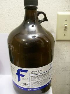 chloroform, Lab Chemicals