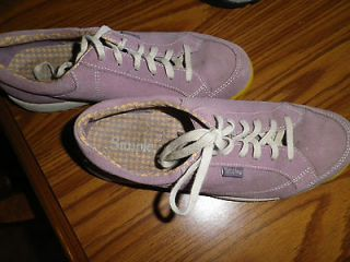 Womens Purple Simple Shoes Great Brand Size 9.5 Really Good Condition