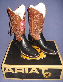 womens ARIAT LEGEND western cowboy boot   Black    $179      6 M
