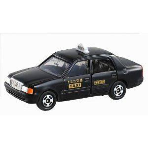 TOMY TOMICA No. 51 / TOYOTA CROWN COMFORT TAXI 163 [Die Cast Vehicle