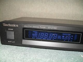technics tuner in TV, Video & Home Audio