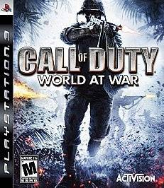 call of duty world at war in Video Games