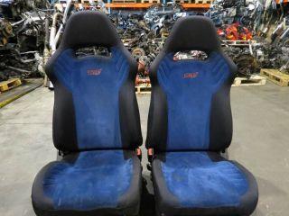 wrx sti oem sti seats JDM Subaru wrx sti ej20 v7 version 7 seats #5